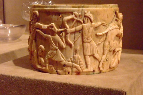 ivory pyx