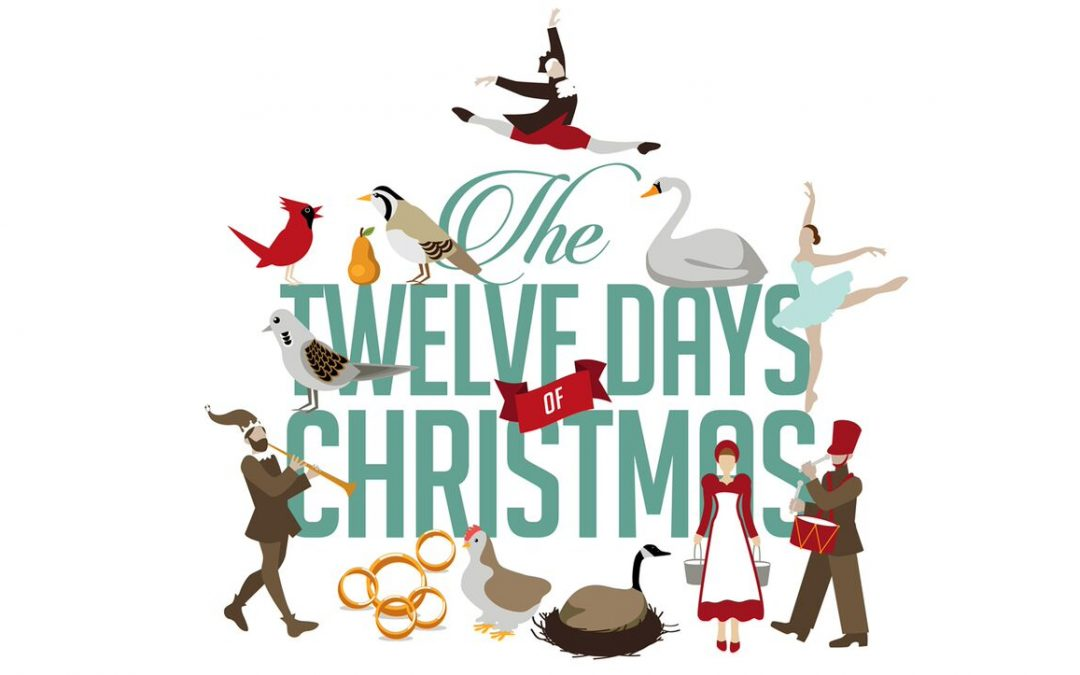 the twelve days of christmas - The 12 Days After Christmas