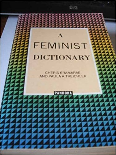 Review of A Feminist Dictionary